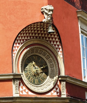 old town clock