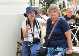 Sue & Meg