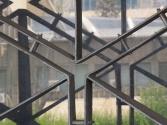 Library frame