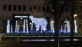 city-polar-bear