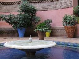 entrance-fountain