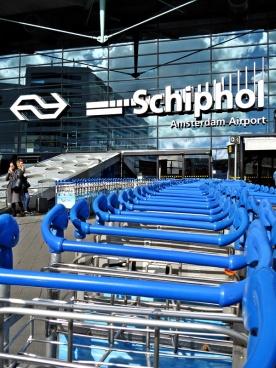 schipol airport