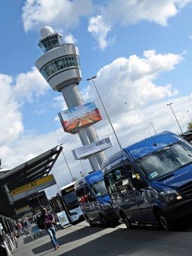 schipol traffic tower