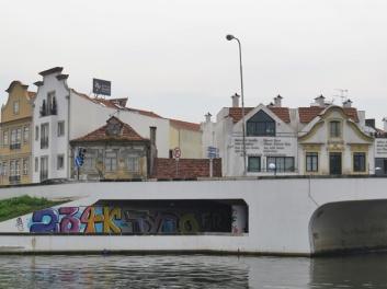 aveiro - canal view