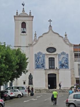 aveiro - pretty church