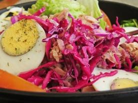 cafe do cais - tuna salad
