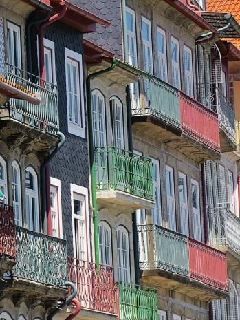 porto balconies