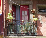 riverside balcony