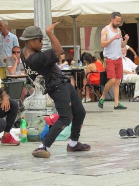 very good dancer