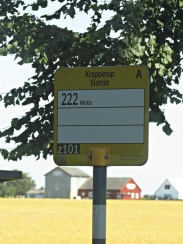 bus stop 222