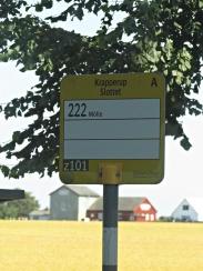 bus stop 222