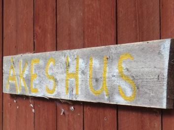 Ryd - åkes house