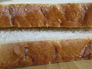 frosen bread