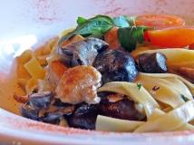 delicous pasta