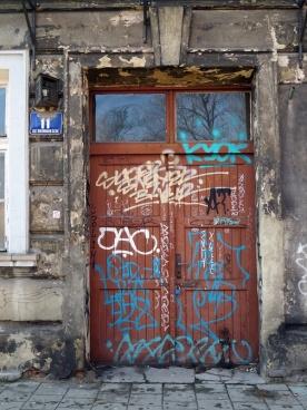 intresting door