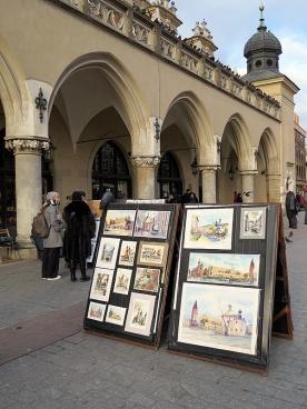 market - art
