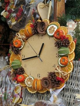 market - clock