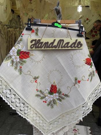 market - handmade