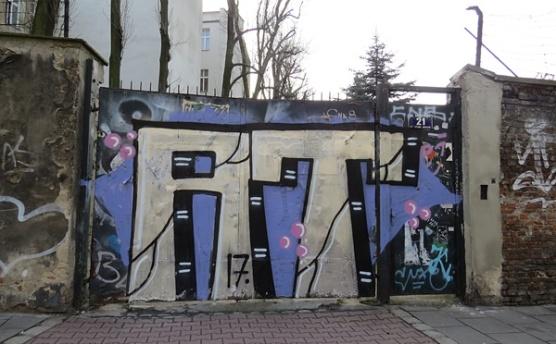 no street art