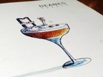 deanes menu