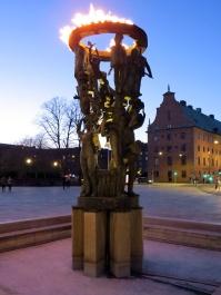 opera fountain