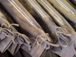 leather hosen