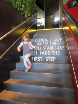 the frist step