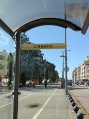 pergola bus stop