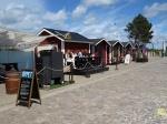 food huts