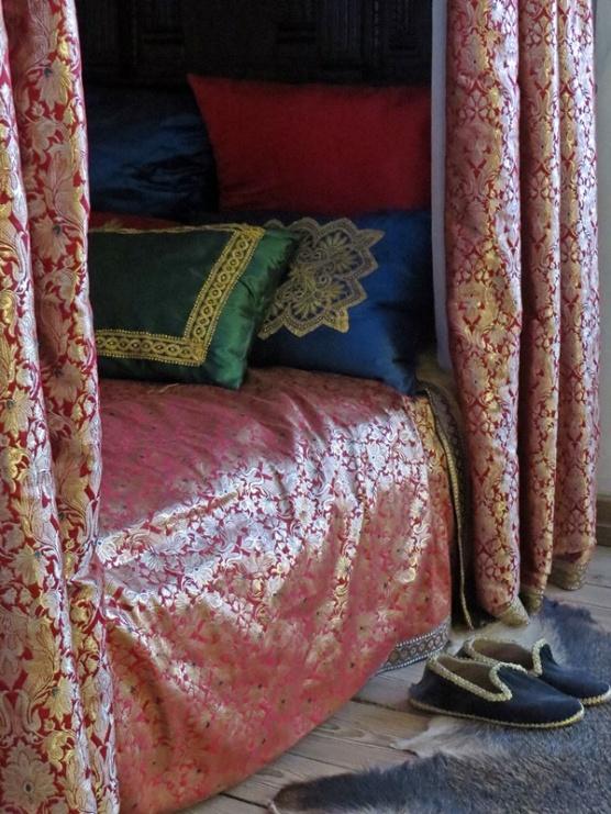 kings bed