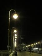 nightly pier walk
