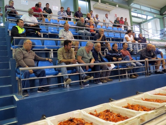 red prawn auction