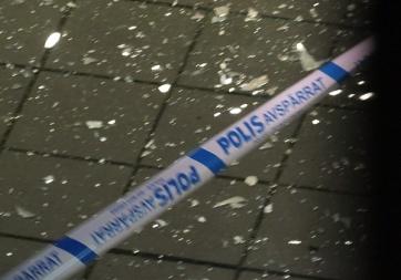 police ribbon