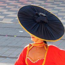 carnaval hat