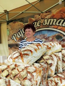 bread lady