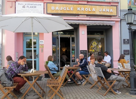 busy bagel cafe