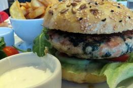 fishy burger