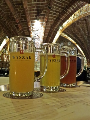set of beer