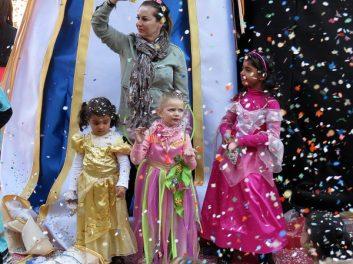 festival princesses