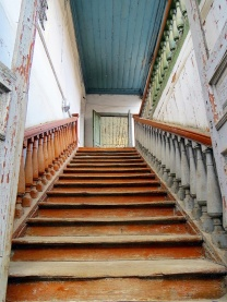 tbilisi stairs